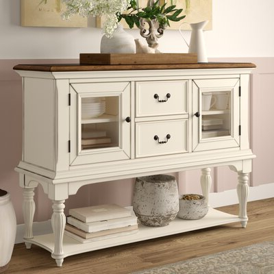 """Latest Dostie 48"""" Wide Buffet Tables With Buffet Table Sideboards & Buffets You'll Love In (View 16 of 30)"""