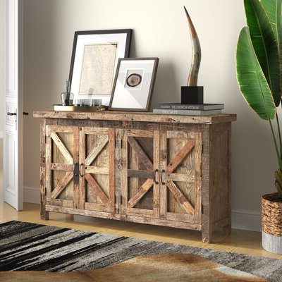 Latest Pine Sideboards & Buffets You'll Love In  (View 15 of 30)