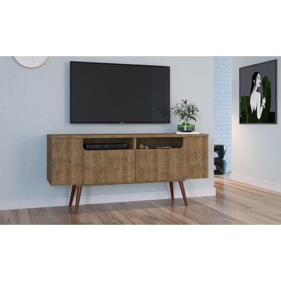 """Lederman Tv Stands For Tvs Up To 70"""" In Well Liked Brayden Studio Shanice Tv Stand For Tvs Up To 70 Inches (View 4 of 30)"""