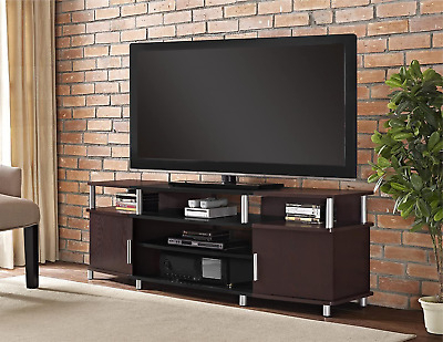 """Lederman Tv Stands For Tvs Up To 70"""" With Regard To Fashionable 70 Inch Tv Stand Flat Screen Audio Media Center (View 28 of 30)"""