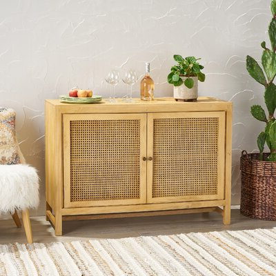 Light Wood Sideboards & Buffets (View 7 of 11)