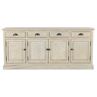 """Living In Recent Fritch 58"""" Wide Sideboards (View 11 of 30)"""