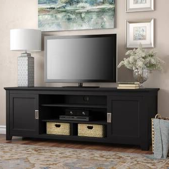 """Lorraine Tv Stands For Tvs Up To 70"""" In Widely Used Entertainment Center For Tvs Up To 70"""" With Electric (View 8 of 30)"""