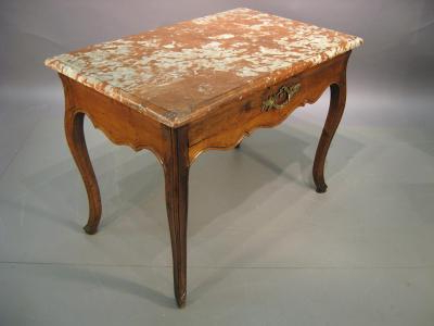 Louis Xv Period Walnut & Fruitwood Console Table With Inside Most Current Kaysville (View 30 of 30)