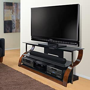 """Lucille Tv Stands For Tvs Up To 75"""" Inside Most Up To Date Amazon: Bell'o Cw342 65"""" Tv Stand For Tvs Up To  (View 12 of 30)"""
