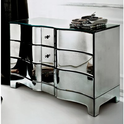Luxury Mirrored Sideboards & Buffets (View 3 of 30)