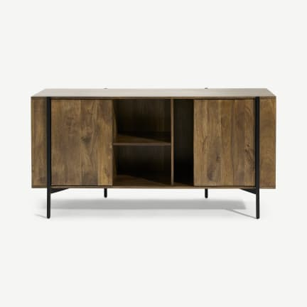 """Made In Preferred Maddox 80"""" Wide Mango Wood Sideboards (View 28 of 30)"""
