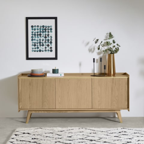 """Made Intended For Best And Newest Benghauser 63"""" Wide Sideboards (View 14 of 30)"""