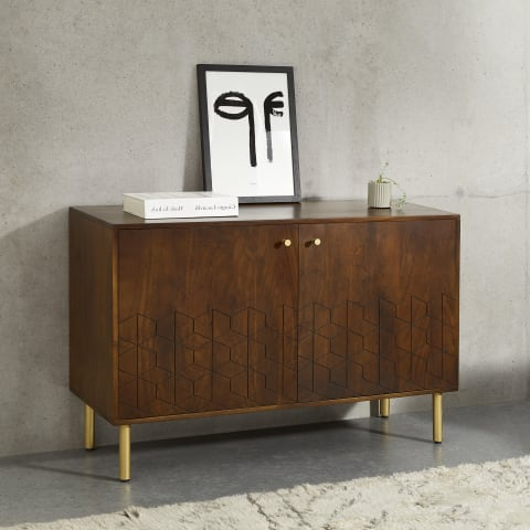 """Made Intended For Ellison 76"""" Wide Sideboards (View 6 of 30)"""