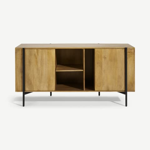 """Made With Regard To Reece 79"""" Wide Sideboards (View 7 of 30)"""