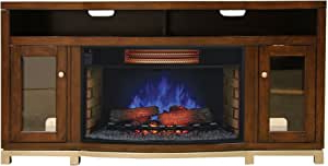 """Mainor Tv Stands For Tvs Up To 70"""" With Most Current Amazon: Classicflame 32mm6449 C247 Wesleyan Tv Stand (View 8 of 30)"""