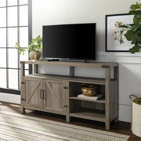 """Metin Tv Stands For Tvs Up To 65"""" Intended For Favorite Manor Park Modern Farmhouse Tv Stand For Tvs Up To (View 7 of 30)"""