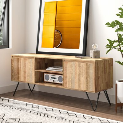 """Metin Tv Stands For Tvs Up To 65"""" With Most Recent Modern 65 Inch Tv Tv Stands (View 11 of 30)"""