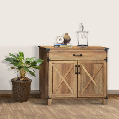 """Milena 52"""" Wide 2 Drawer Sideboards With Regard To 2019 Sideboards & Buffet Tables You'll Love In (View 2 of 30)"""
