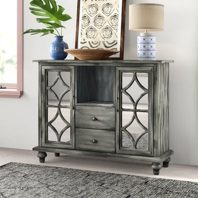 """Mirrored Sideboard & Buffet Tables You'll Love In 2020 Pertaining To Well Known Dostie 48"""" Wide Buffet Tables (View 13 of 30)"""