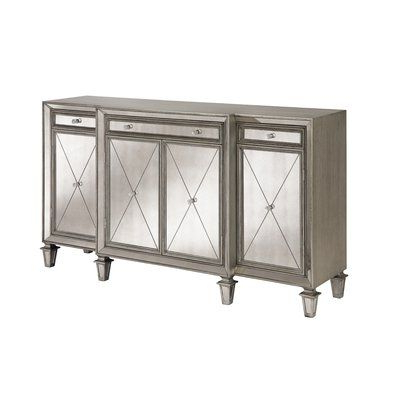 Mirrored Sideboard, Sideboard (View 29 of 30)