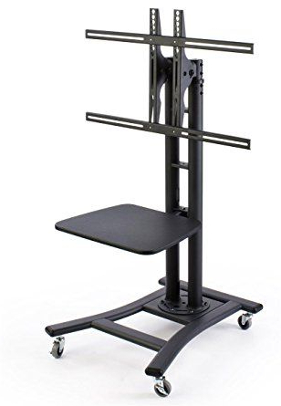 """Mobile Tv Stand For 37 To 70 Inch Flat Screen Monitor With Widely Used Mainor Tv Stands For Tvs Up To 70"""" (View 14 of 30)"""