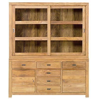 """Modern Oak Inside Famous Orianne 55"""" Wide 2 Drawer Sideboards (View 19 of 30)"""