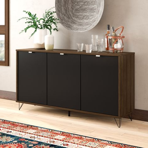 Modern Sideboard, Sideboard Console Intended For Ipswich  (View 2 of 3)