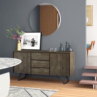 Modern Sideboards + Buffets (View 7 of 30)