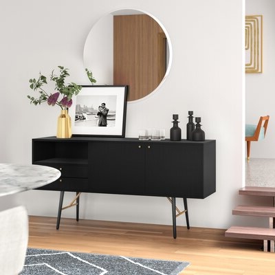 Modern Sideboards + Buffets (View 24 of 30)