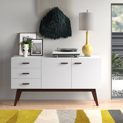 Modern Sideboards + Buffets (View 23 of 30)