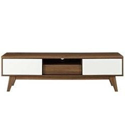 """Moderne Inside Famous Labarbera Tv Stands For Tvs Up To 58"""" (View 24 of 30)"""