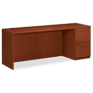 Most Current Amazon : Hon® Park Avenue Collection® Laminate Single In Park Credenzas (View 2 of 30)