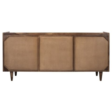 """Most Current Cora Rose 62.9"""" Wide 3 Drawer Acacia Wood Sideboards With Cora Rose  (View 17 of 26)"""