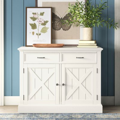 Most Current Farmhouse & Rustic Sideboards & Buffets (View 6 of 30)