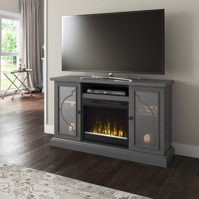 """Most Current Grey Tv Stands & Entertainment Centers You'll Love In 2019 Throughout Alannah Tv Stands For Tvs Up To 60"""" (View 11 of 30)"""