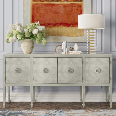 Most Current Luxury Sideboards / Credenzas (View 2 of 30)