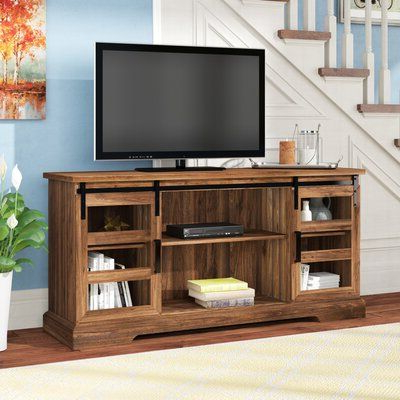 """Most Current Millwood Pines Hisako Tv Stand For Tvs Up To 65 Inches With Regard To Adalberto Tv Stands For Tvs Up To 65"""" (View 2 of 30)"""