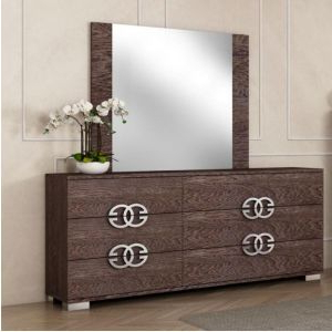 """Most Current Modern Sideboards With An Optional Matching Mirror In Intended For Miruna 63"""" Wide Wood Sideboards (View 29 of 30)"""