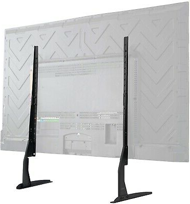 """Most Current Universal Tv Stand For 22 65 Inch Flat Screen Tvs Black Intended For Buckley Tv Stands For Tvs Up To 65"""" (View 21 of 30)"""