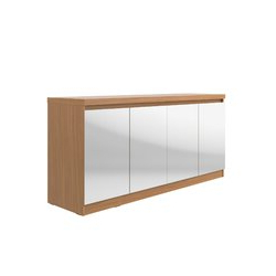 """Most Current Wrought Studio Miruna 62.99"""" Wide Buffet Table & Reviews With Miruna (View 6 of 30)"""