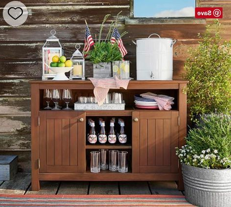 """Most Popular Emmie 84"""" Wide Sideboards With Sideboard (View 27 of 30)"""