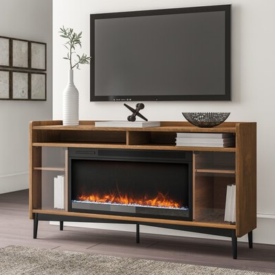 """Most Popular Evanston Tv Stands For Tvs Up To 60"""" Intended For 60 69 Inch Fireplace Tv Stands & Entertainment Centers You (View 24 of 30)"""