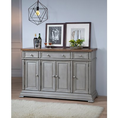 Most Popular Farmhouse & Rustic Sideboards & Buffets (View 4 of 30)