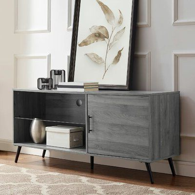 """Most Popular Greggs Tv Stands For Tvs Up To 58"""" In Mercury Row Meade Tv Stand For Tvs Up To 58 Inches (View 18 of 30)"""