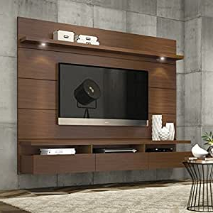 Most Recent Amazon: Tv Console Stands Theater Entertainment Center Pertaining To Blaire Solid Wood Tv Stands For Tvs Up To  (View 26 of 30)