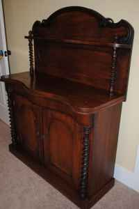 """Most Recent Antique Barley Twist Buffet – $450 53"""" High; 42"""" Deep; 17 For Grieg 42"""" Wide Sideboards (View 25 of 30)"""