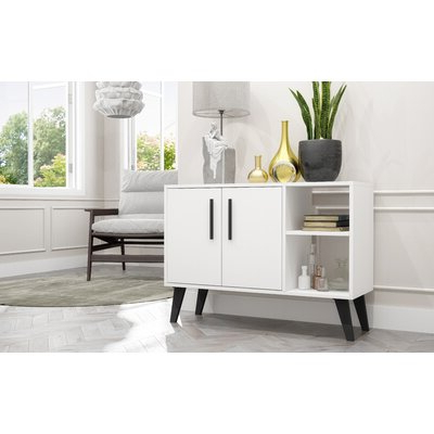 Most Recent Grey & White Sideboards & Buffets You'll Love In 2020 With Regard To Armino Sideboards (View 21 of 30)