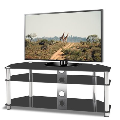 """Most Recent Herington Tv Stands For Tvs Up To 60"""" In Corner Tv Stands You'll Love In (View 21 of 30)"""