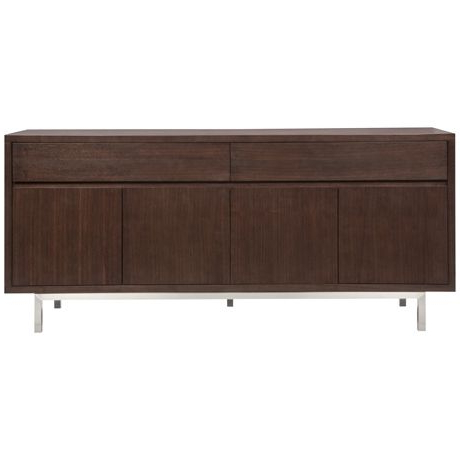 """Most Recent Milena 52"""" Wide 2 Drawer Sideboards With Regard To Signature S 4 Door/2 Drawer Buffet (View 20 of 30)"""