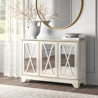 Most Recent Mirrored Sideboard – Shopstyle Pertaining To Louismere Sideboards (View 2 of 7)