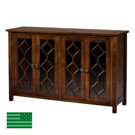 """Most Recent Tabernash 55"""" Wood Buffet Tables With Regard To Hannah 4 Door Buffet (with Images) (View 14 of 30)"""