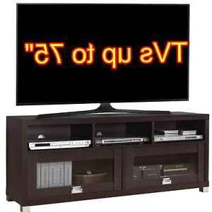 """Most Recent Tv Stand 58 Up To 75 Inch Flat Screen Home Entertainment With Jace Tv Stands For Tvs Up To 58"""" (View 4 of 30)"""