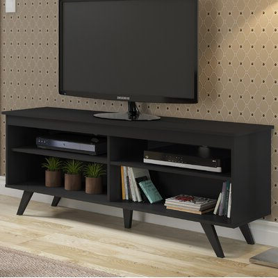 Most Recently Released Black Tv Stands You'll Love (View 28 of 30)