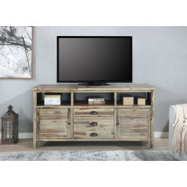 """Most Recently Released Country View 65"""" Tv Stand Natural Finish – Entertainment In Finnick Tv Stands For Tvs Up To 65"""" (View 6 of 30)"""